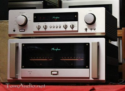 Accuphase Pre C-265 P-650