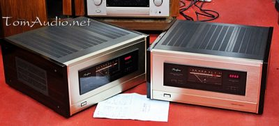 Pow Accuphase M-1000