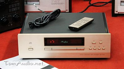 CD Accuphase Dp-500