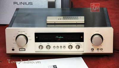 Pre Accuphase C-265