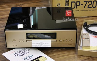 CD Accuphase DP-720