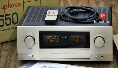 Accuphase E-550 99%