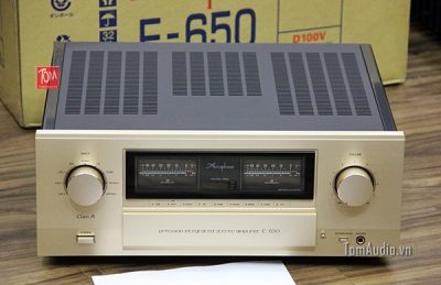 ACCUPHASE E-650 (HOT)