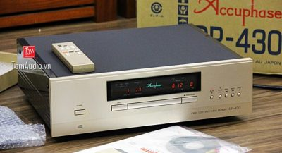 CD Accuphase DP-430