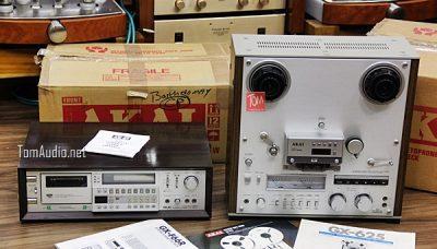Bộ AKAI 625 – Tape F66R