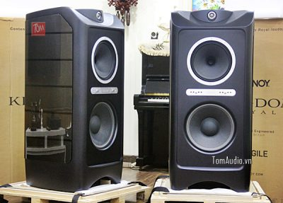 Tannoy Kingdom Carbon Royal