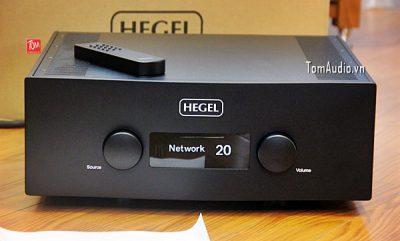 Âm li HEGEL H590 – Model đầu bảng