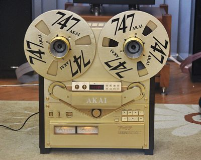 AKAI 747 Gold Limited