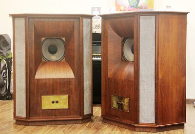 Tannoy westminster RW