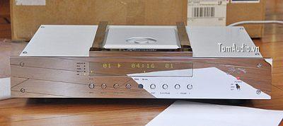 Đầu CD Burmester 089 model cao cấp hàng đầu của hãng