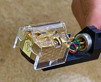 Audio Technica AT33E(MC)